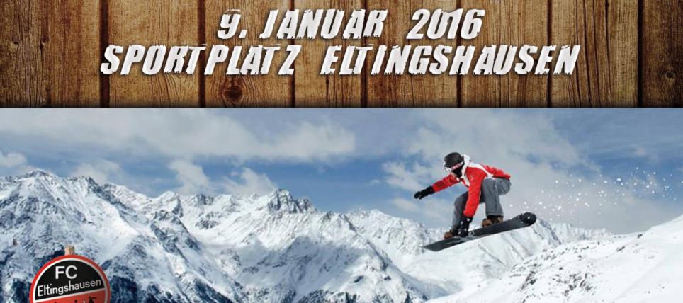 13. Apres Ski Party