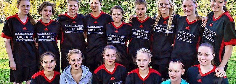Damenmannschaft FC Eltingshausen