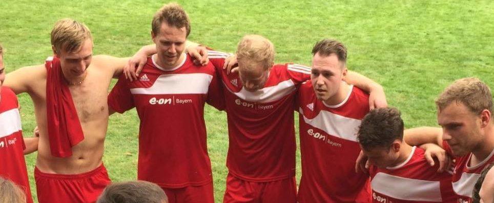 TSV Haard II 1 : 5 FC Eltingshausen