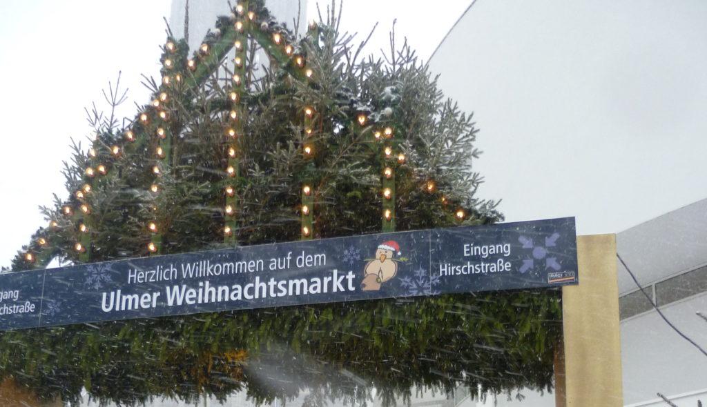 2-Tages-Fahrt zum Weihnachtsmarkt in Lindau und Ulm
