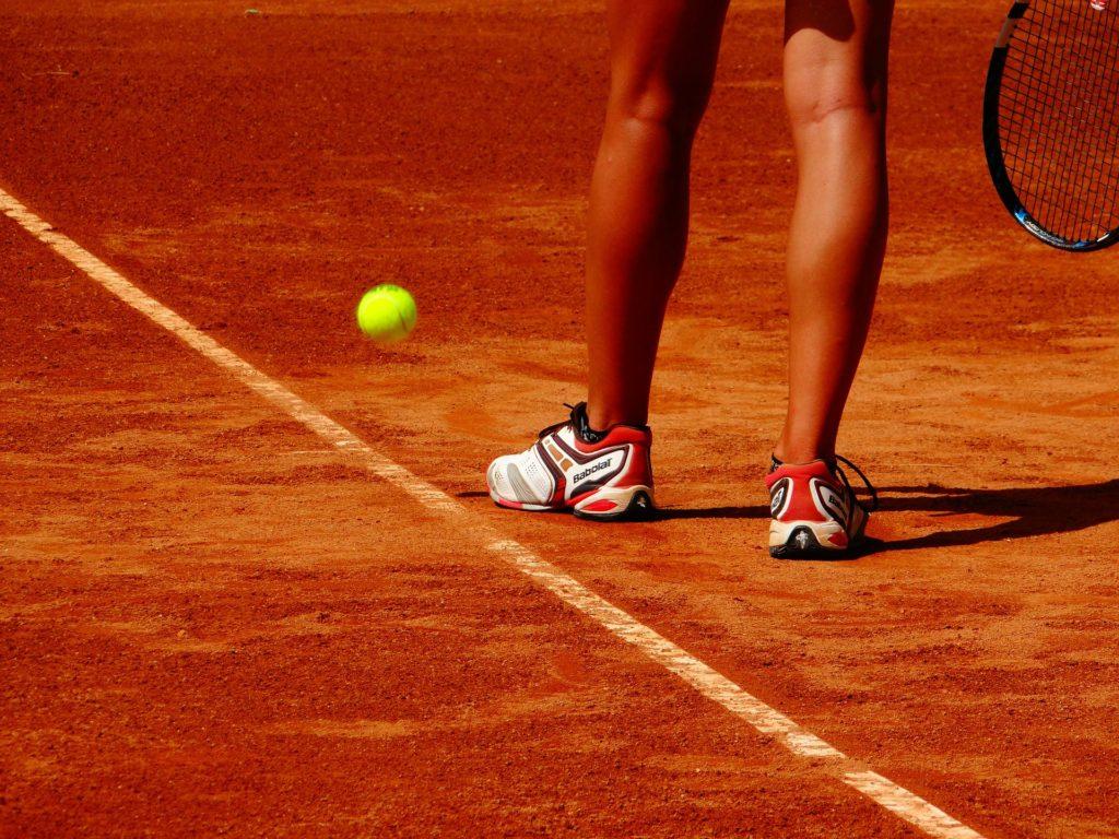 Tennis mit der ganzen Familie…