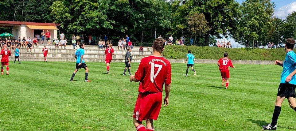 (SG) FC Eltingshausen/FC Rottershausen II: Tore am laufenden Band