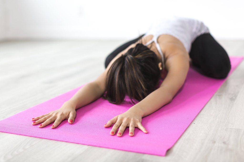 Bist du verspannt oder hast sogar Rückenprobleme?